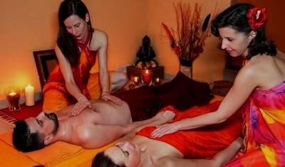 Massage paare tantra für Tantra